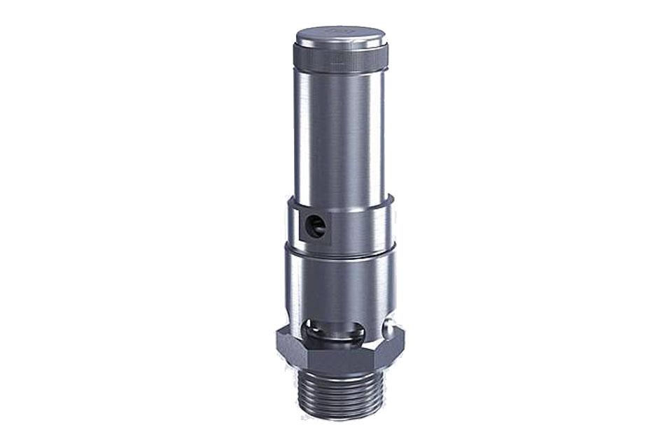 Pojistné ventily pro průmyslové aplikace