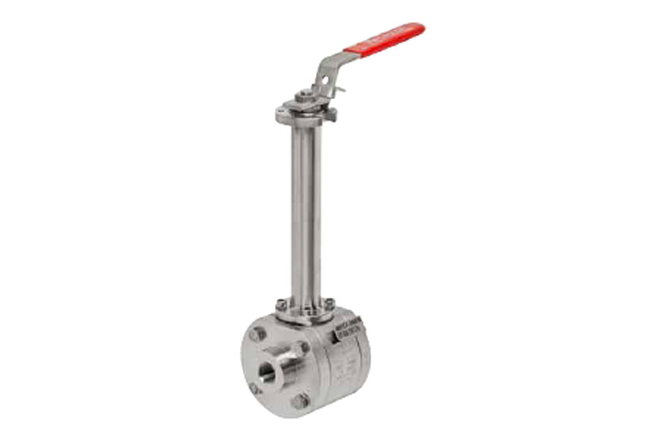 Standardní kulové ventily
