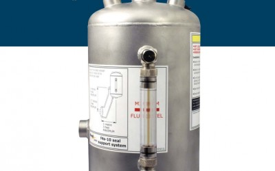 Pomocné systémy pro mechanické ucpávky